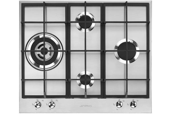 Smeg Classici PX364LDE Gaskochfeld 60 cm