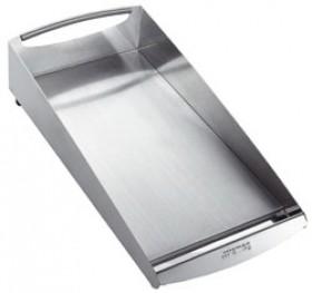 Smeg PPX6090-1 Teppanyaki Grillplatte aus Edelstahl