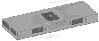 O+F Aero Deckenlüfter