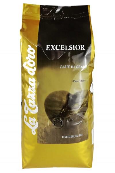 Espresso La Tazza D'Oro Excelsior 80/20, 1 kg Bohnen