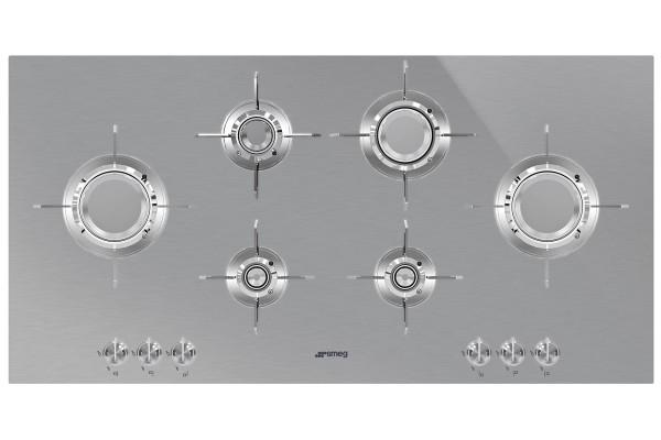Smeg Dolce Stil Novo PXL6106 Gaskochfeld - 100 cm