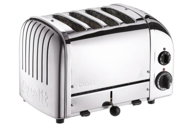 Dualit Toaster Vario - 4 Scheiben Poliert
