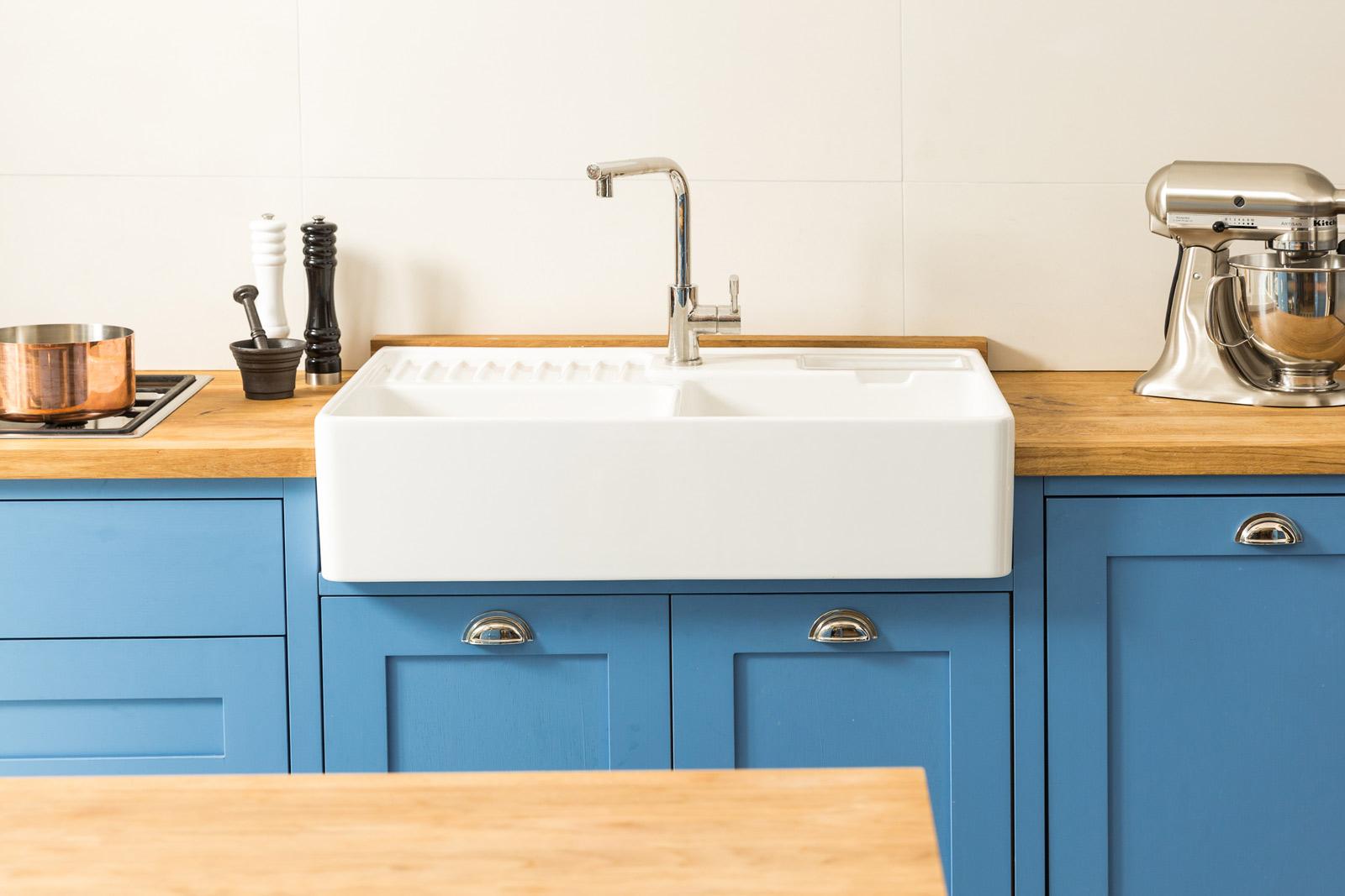 Kuchenprojekt Cook S Blue Die Blaue Shaker Kuche Welter