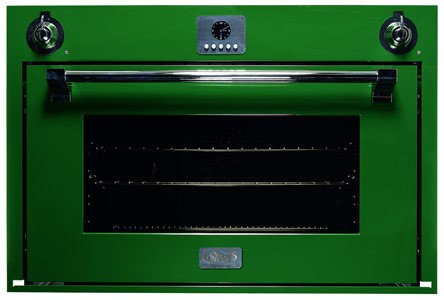 Steel Ascot Multifunktionsbackofen 90x60