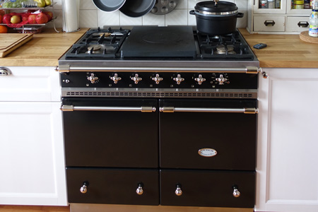lacanche cluny 1000 gasherd 100cm welter und welter k ln. Black Bedroom Furniture Sets. Home Design Ideas