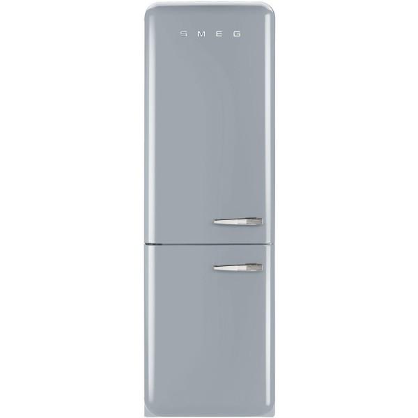 Smeg Kühlschrank FAB32LSV5 Polarsilber mit Linksanschlag