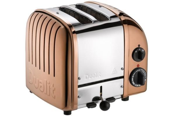 Dualit Toaster Vario - 2 Scheiben Kupfer