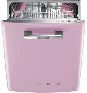 Smeg Geschirrspüler ST2FABRO2 Cadillac Pink - 60 cm