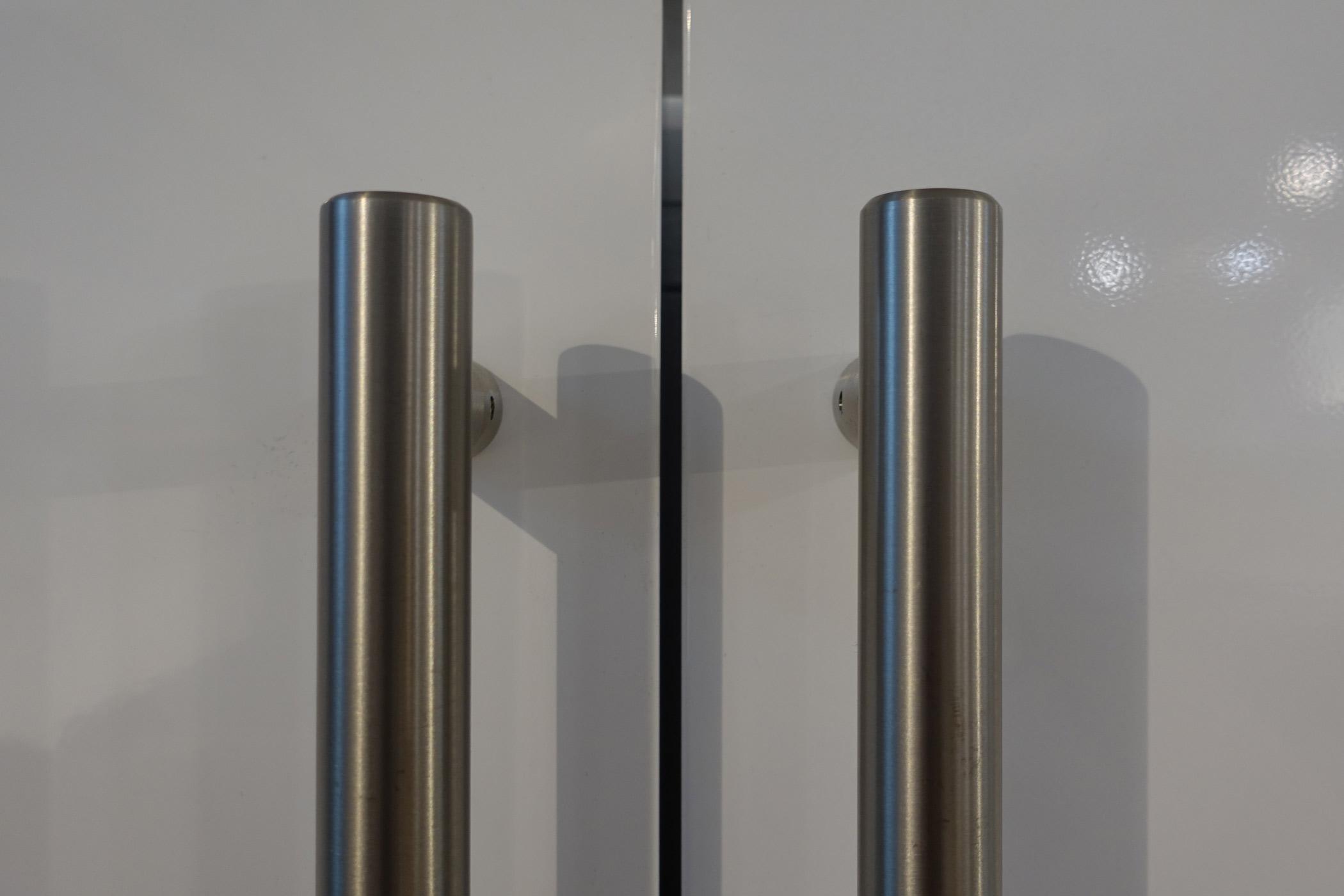 Amerikanischer Kühlschrank Farbig : O f classic side by side kühlschrank mit dispenser welter