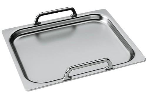 Smeg Teppanyaki Grillplatte TPK aus Edelstahl
