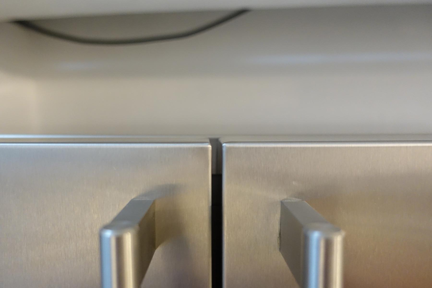 Side By Side Kühlschrank Real : O f classic side by side kühlschrank mit dispenser welter & welter