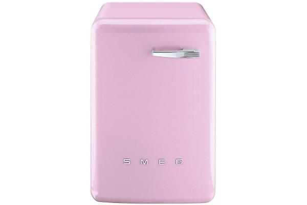 smeg lbb14pk 2 waschmaschine cadillac pink welter. Black Bedroom Furniture Sets. Home Design Ideas
