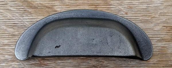 Muschelgriff 88 mm Veraltetes Eisen AI