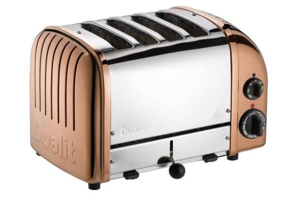 Dualit Toaster Vario - 4 Scheiben Kupfer