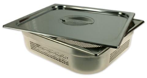 Lacanche Zubehör, Gastro-Behälter mit Deckel, 1,7 Liter