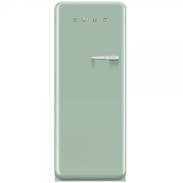 Smeg Kühlschrank FAB28LPG5 Pastellgrün mit Linksanschlag
