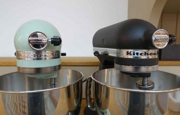 KitchenAid-Kuchenmaschinen-Vergleich