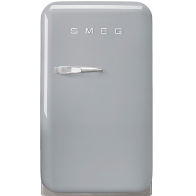 Smeg Kühlschrank Polarsilber Metallic FAB5RSV / FAB5LSV