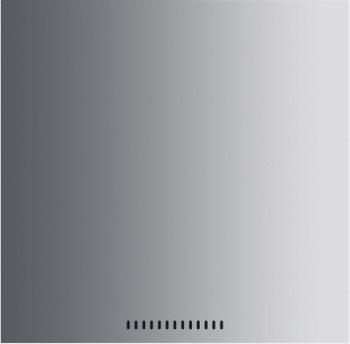Smeg KIT60X Rückwandpaneel, Edelstahl (Einzelstück)