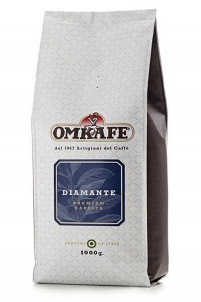 Espresso Omkafe Diamante 92/8, 1 kg Bohnen