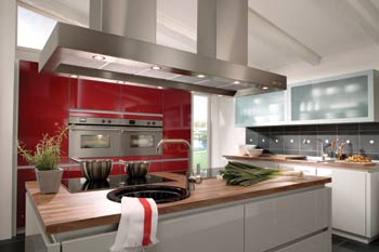 o f dunstabzugshaube horizon et ab 160 cm f r kochinsel welter und welter k ln. Black Bedroom Furniture Sets. Home Design Ideas