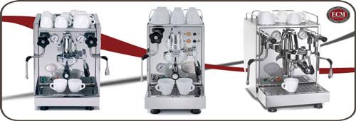 ECM Espressomaschinen Koeln