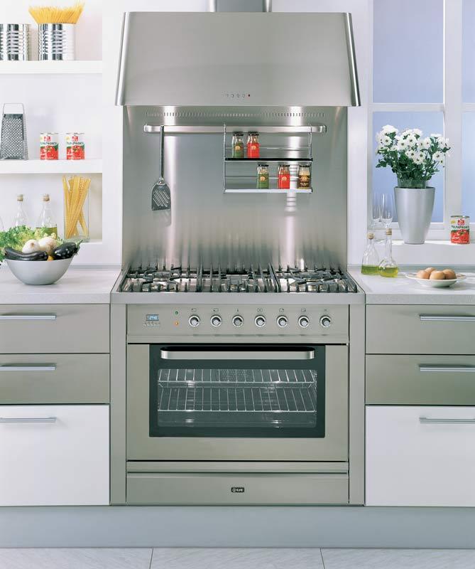 gasherd 90 cm cm liter gasbackofen edelstahl erdgas neu gebraucht kaufen essen with gasherd 90. Black Bedroom Furniture Sets. Home Design Ideas