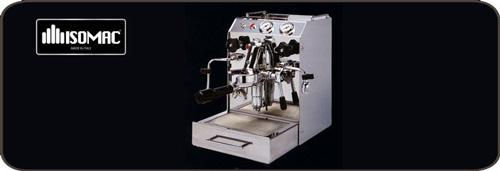 Isomac Espressomaschine Köln