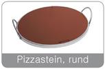 Smeg Pizzastein mit Griffen