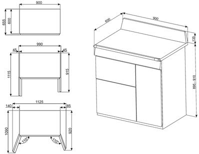 smeg victoria tr93i herd 90 cm hier online kaufen welter welter k ln. Black Bedroom Furniture Sets. Home Design Ideas