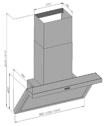 o f dunstabzugshaube trias mit randabsaugung welter welter k ln. Black Bedroom Furniture Sets. Home Design Ideas